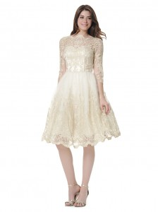 Lace wedding dresses to suit every budget