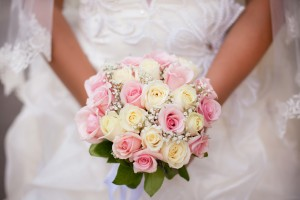 Fresh wedding flowers for each season