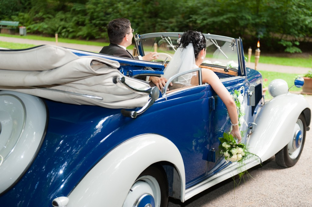 Choosing the right wedding car for your big day - Wedding Advice UK